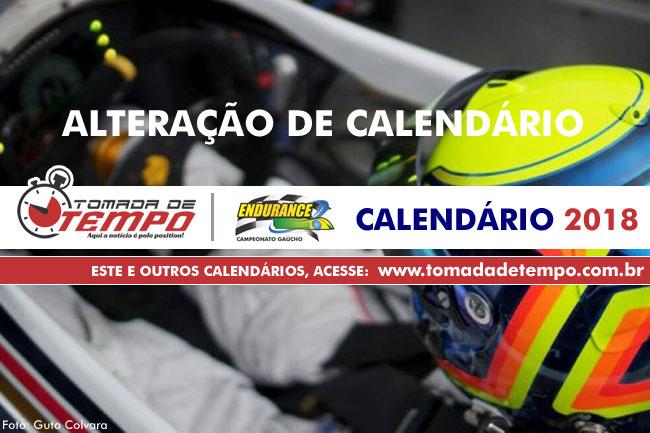 Alteração de Calendário - Endurance Brasil - 2018 - Foto: Guto Colvara