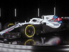 Williams apresenta carro 2018 - Foto: Twitter Oficial Williams