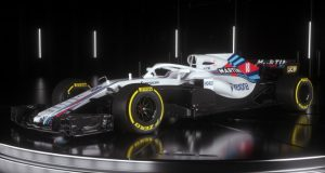 Williams apresenta carro 2018 - Foto: Twitter Oficial Williams