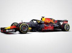 Carro definitivo Red Bull 2018 - Foto: Site Oficial Red Bull Racing