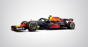 Carro definitivo Red Bull 2018 - Foto: Site Oficial Red Bull Racing