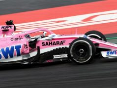 Carro Force India 2018 - Foto: Site Oficial Force India