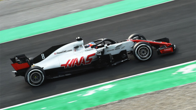 Foto: Site Oficial Haas