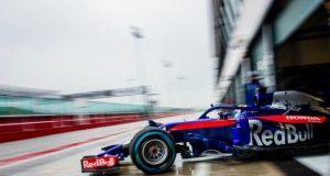Carro da Toro Rosso 2018 - Foto: Site Oficial Toro Rosso F1