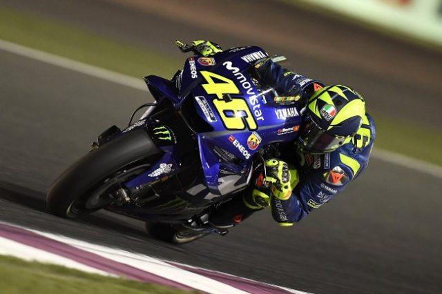 Valentino Rossi (ITA) - Movistar Yamaha - MotoGP - Foto: Michelin