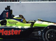 #foto Sebastien Boudais - St. Petersbug 2018 - IndyCar - Foto: Site Oficial - Chris Owens