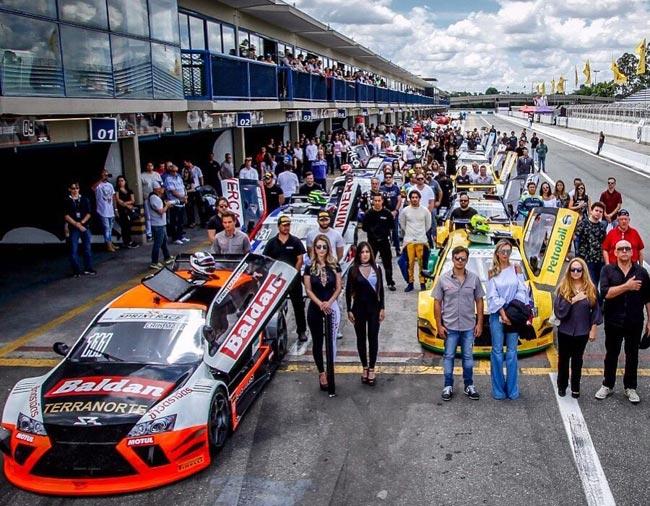 Foto: Facebook Oficial Sprint Race Brasil