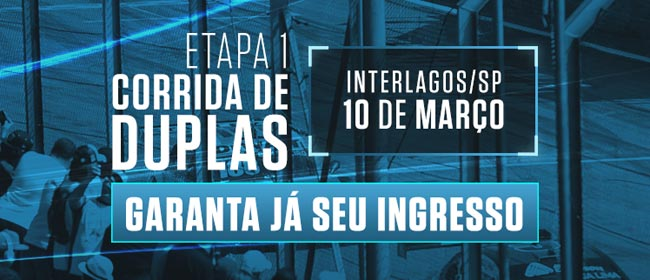 Compre Ingressos para Stock Car 2018 - 1ª Etapa - Interlagos