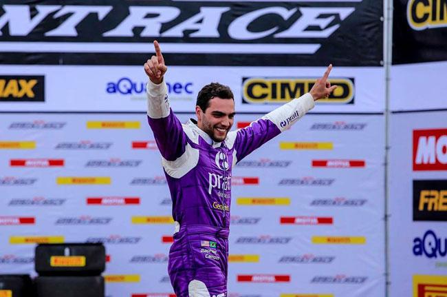 Raphael Campos #13 - Sprint Race - Foto: Luciano Santos/Sigcom