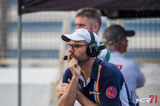 Estrategista Guto Colvara - Foto: William Inácio/MCR71