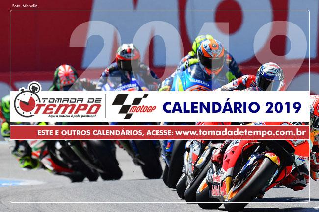 Calendario Gp.Moto Gp Calendario 2019 Tomada De Tempo