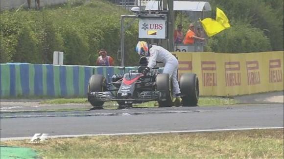 Foto: Reprodução / Twitter Oficial McLaren