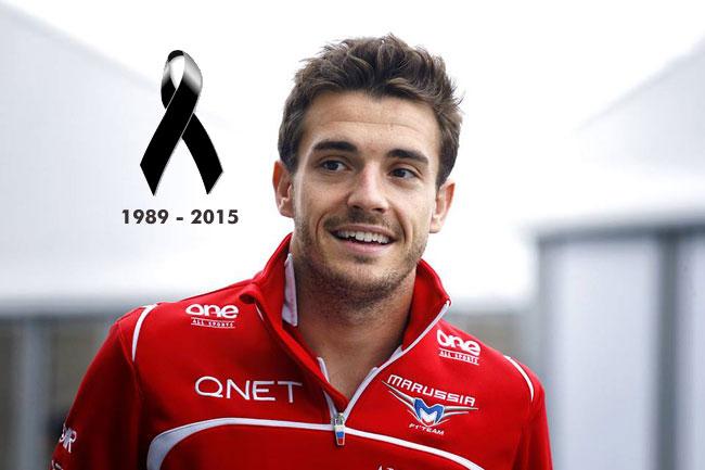 Jules Bianchi - Francês - 3 de agosto de 1989 - 18 de julho de 2015 (Foto: Facebook Oficial)