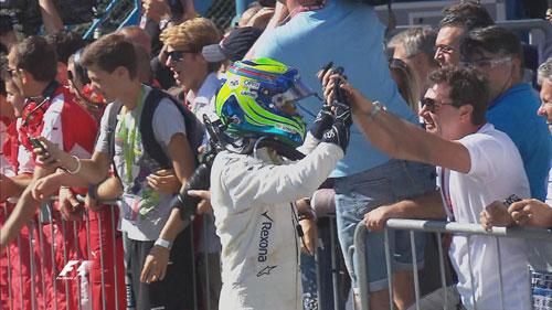 Foto: Twitter Oficial F1