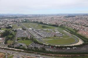 Foto: Autódromo de Curitiba - Fonte: Site Oficial