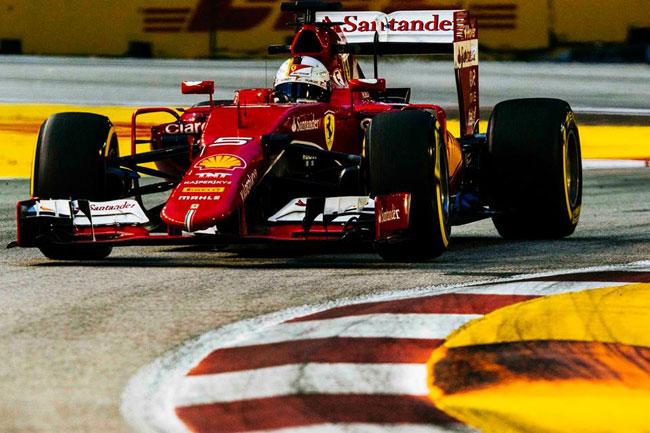 Foto: Facebook Oficial Ferrari