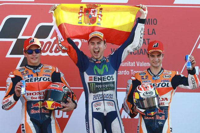 Fonte: Motociclismo España - Twitter Oficial