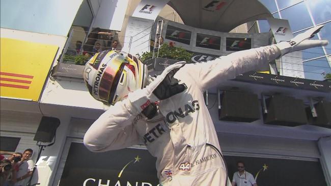Foto: reprodução - Twitter F1.com