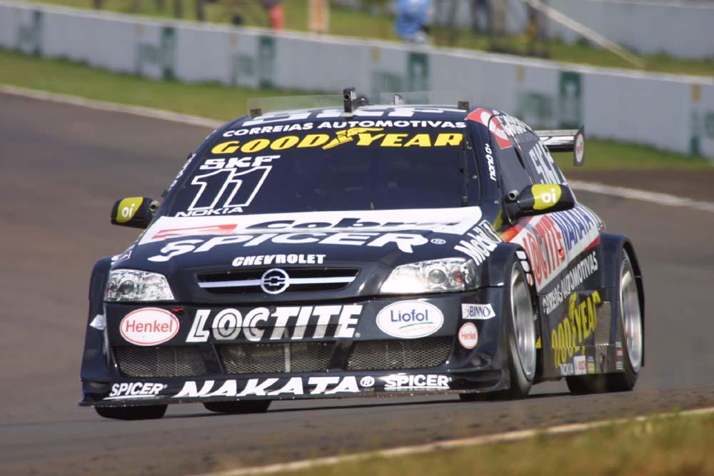 Stock Car (2005) - Nonô Figueiredo no Astra #11
