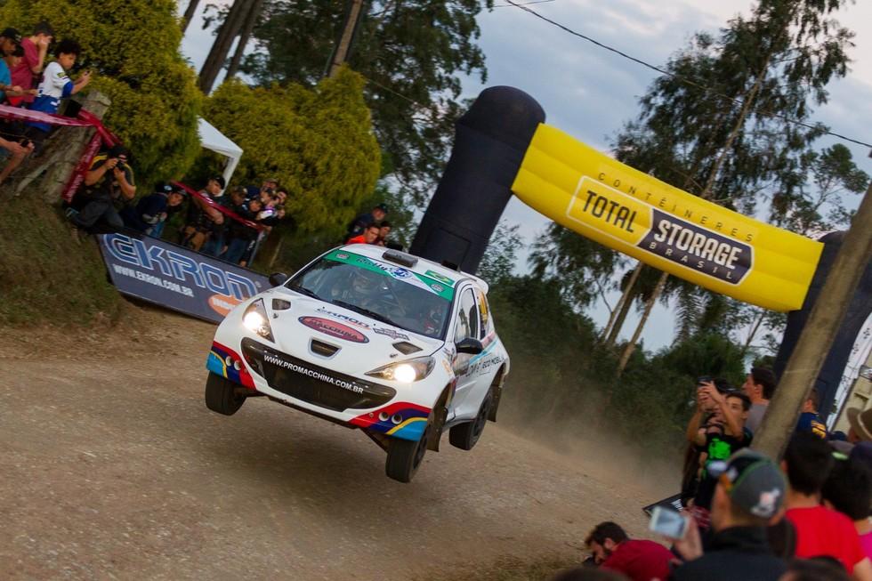 Rally Piraquara. - Foto: Marcus Cicarello.