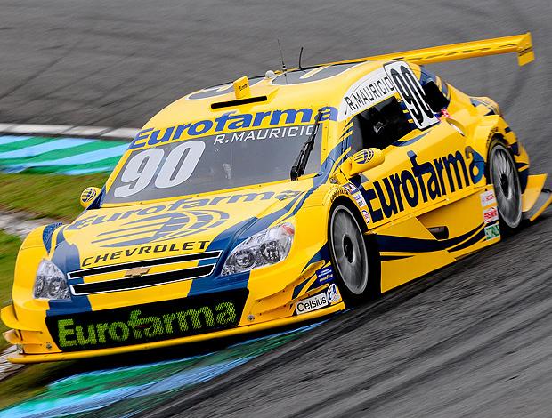 Ricardo Mauricio levou a Corrida do Milhão em Interlagos no ano de 2010.