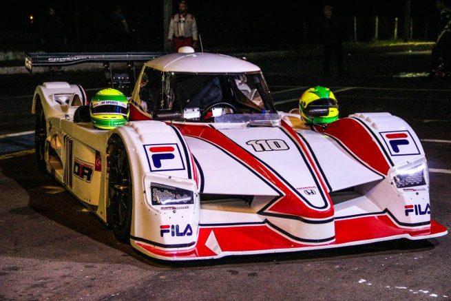 O protótipo MR 18 da equipe DTR/Overboost da dupla Eduardo Dieter e Francesco Ventre. - Foto: Cintia Azevedo.