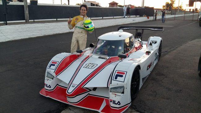 Protótipo MR18 Honda Turbo da equipe DTR/Overboost conquistou a pole em Tarumã.