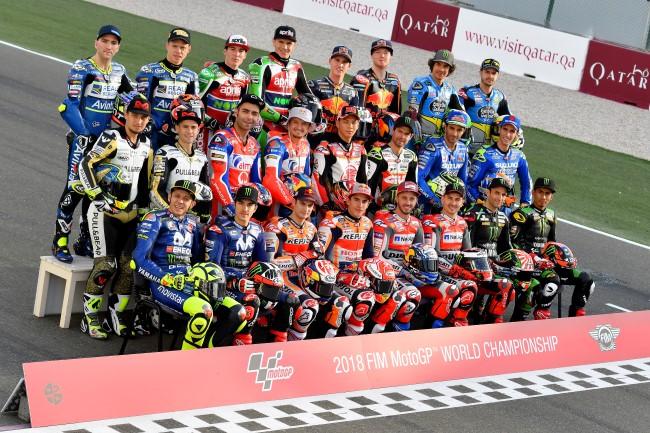 Pilotos - MotoGP - 2018 - Foto: Michelin