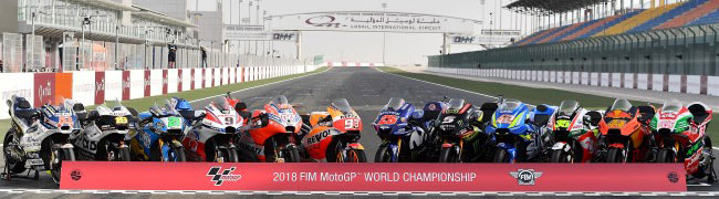 Motos - MotoGP - 2018 - Foto: Michelin