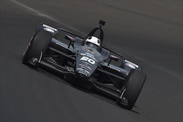 Ed Carpenter - Pole Position - INDY500 - 2018 - Foto: Indycar.com