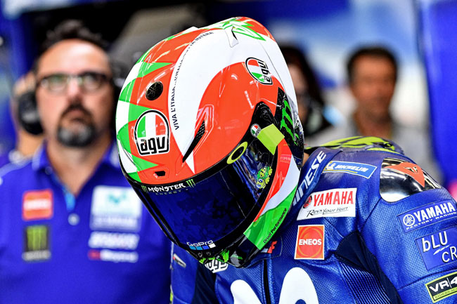 Rossi POLE POSITION em casa, na Itália - Foto: Michelin