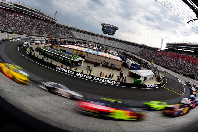 NASCAR / Bristol - Foto: Jared C. Tilton/Getty Images