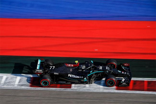 FÓRMULA 1 – Resultado Treino Livre 1 – GP da Rússia (Sochi) – 2020 - Tomada  de Tempo