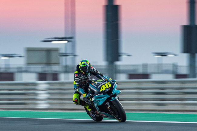 Tomada de Tempo - GP do Qatar MOTO GP 2021 - Foto: Twitter Oficial Petronas SRT