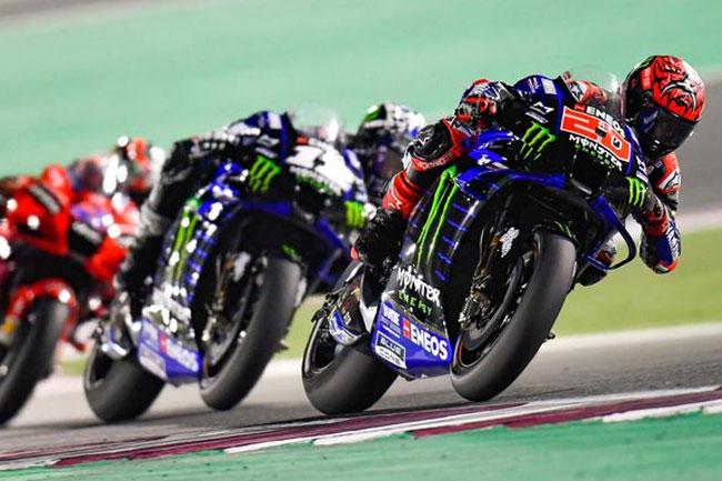 Tomada de Tempo - GP do Doha MOTO GP 2021 - Foto: Twitter Oficial Moto GP