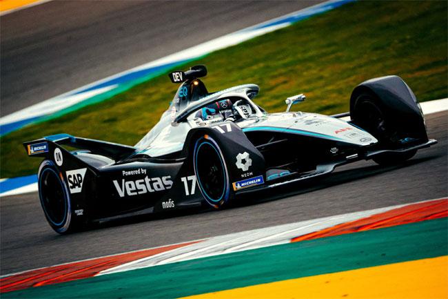 Fórmula E - Nick de Vries vence Corrida 1 em Valência! Foto: Mercedes EQ Oficial Twitter