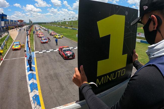 Abertura temporada Stock Car em Goiânia/GO - Foto: Instagram Stock Car Pro Series