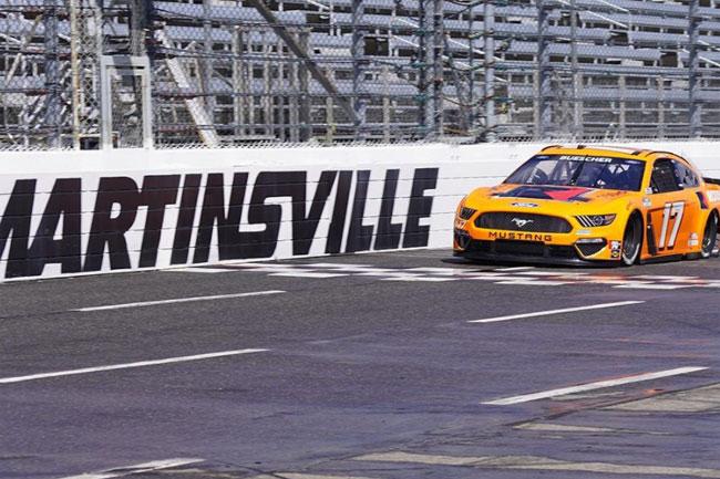NASCAR em Martinsville 2021 - Foto: Instagram Oficial NASCAR
