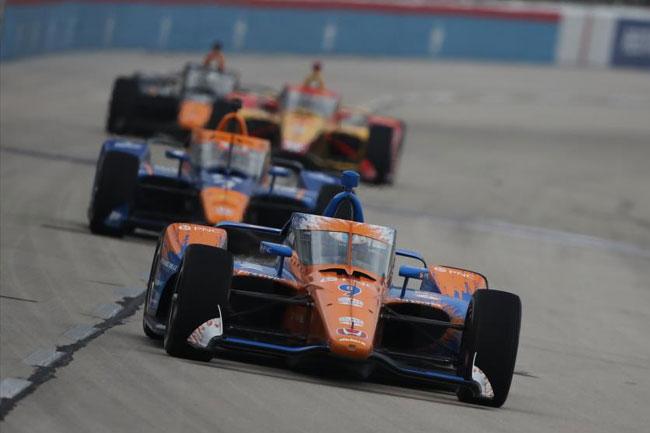 Foto: Indycar.com   Dixon vence a corrida 1 no Texas - Fórmula Indy 2021
