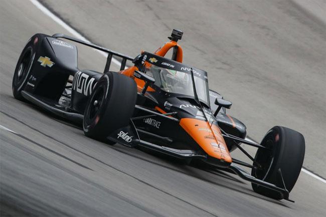 Pato O'Ward - Vencedor da corrida 2 em Texas - Indycar.com