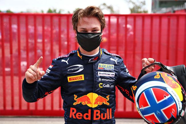 Foto: Fórmula 3 Twitter Oficial