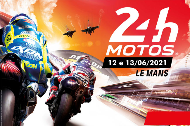 FIM EWC (MOTOVELOCIDADE) - 24 HORAS DE LE MANS 2021
