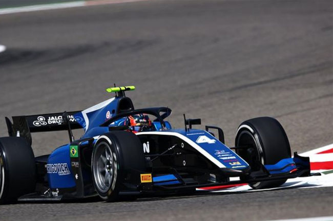Foto: Instagram Oficial de Felipe Drugovich | Fórmula 2 | Baku
