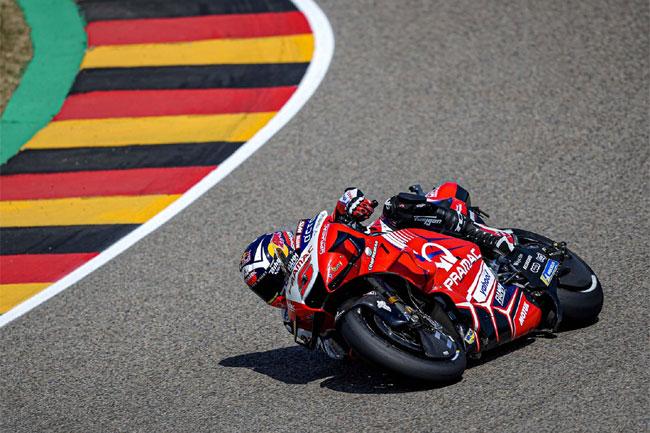 Foto: Pramac Ducati Twitter - Zarco é o pole para o GP da Alemanha 2021 - MOTO GP