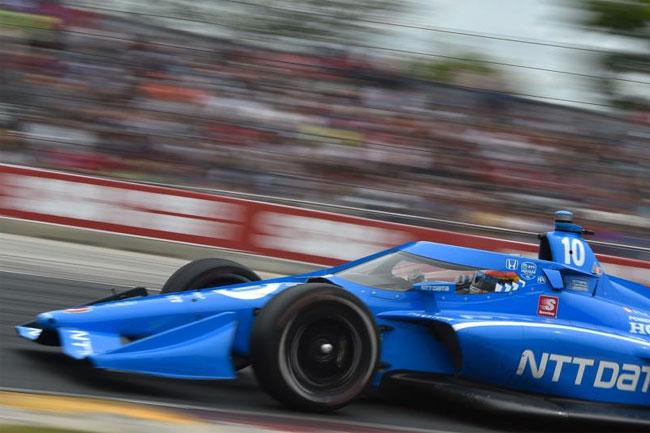 Indy desembarca em Mid-Ohio - 2021 - Foto: IndyCar.com | Chris Owens