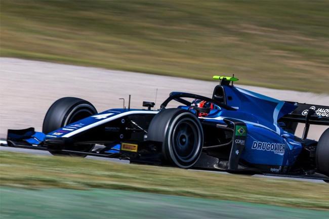 Fórmula 2 desembarca em Silverstone - Foto: Felipe Drugovich Instagram