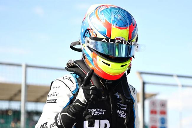 mais rápido nesta sessão foi Oscar Piastri, o quarto POLE diferente na temporada da F2 2021! Foto: Site Oficial F2
