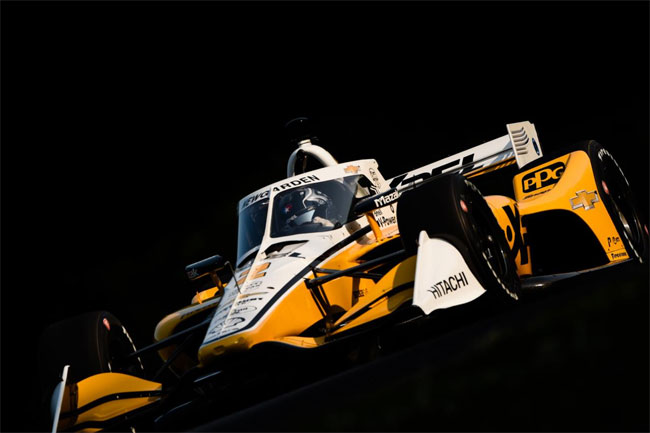 Josef Newgarden vence Mid-Ohio - Fórmula Indy 2021   Foto: Chris Owens - IndyCar.com