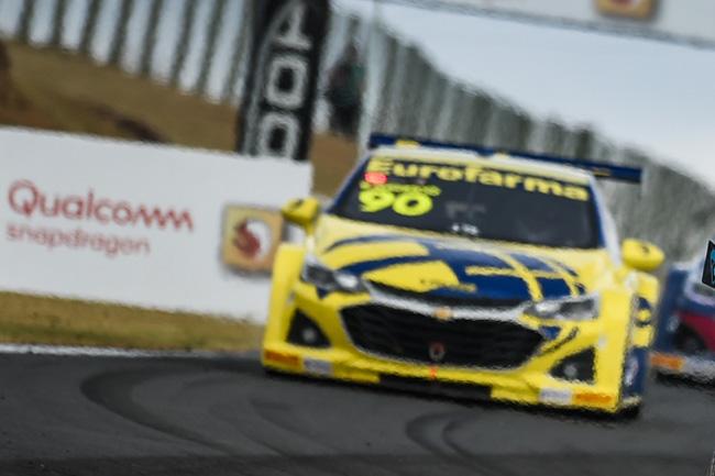 Ricardo Mauricio liderou o TL2 em Cascavel - Stock Car 2021 - Foto: Duda Bairros