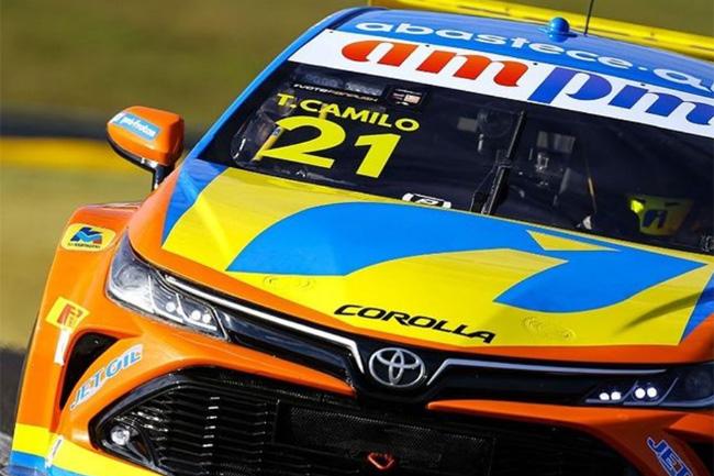 Thiago Camilo é o POLE em Cascavel - Stock Car 2021 - Foto: Instagram Thiago Camilo